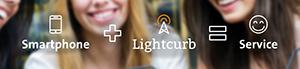 Hoe Lichtcurb werkt.